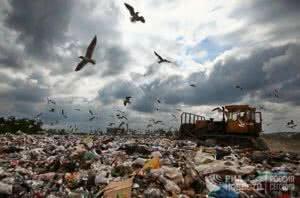 Китай отказывается от «иностранного мусора»