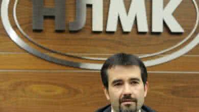 Президент НЛМК