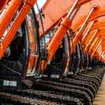 Hitachi Construction Machinery: история бренда