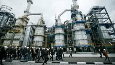 Нефтяники пожаловались Козаку на ломовиков