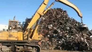 Потребление металлолома в мировой металлургии растет высокими темпами благодаря Китаю