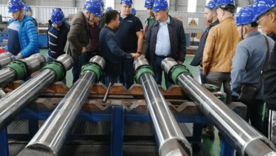 Photo of Отчет о поездках на Китайский завод по производству перегружателей «BONNY»