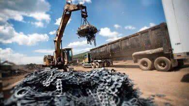 Photo of Отгрузка лома черных металлов за 9 месяцев 2019 г.