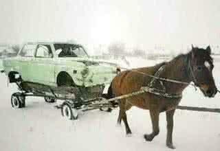 Москва прощается с автохламом