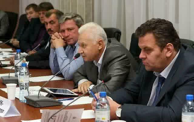Совещание 20 сентября 2012 Москва